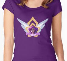 Star Guardian Janna Women's Fitted Scoop T-Shirt