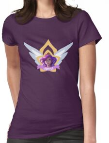 Star Guardian Janna Womens Fitted T-Shirt