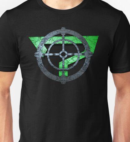 Question Mark Target Unisex T-Shirt
