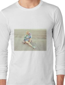Girls Generation Taeyeon Why Long Sleeve T-Shirt
