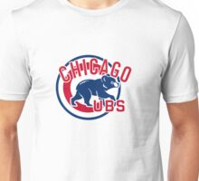 Baseball Chicago Cubs Unisex T-Shirt