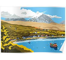 Craighouse, The Isle of Jura Poster