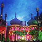 colour blast pavilion  by Profo Folia