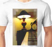 Music Lights Up The World Unisex T-Shirt