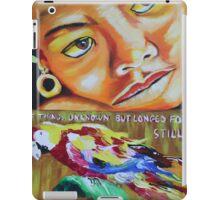 Maya Angelou#1 iPad Case/Skin