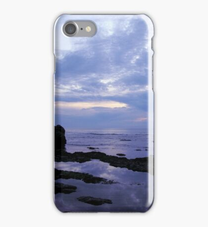 coudly reflection iPhone Case/Skin
