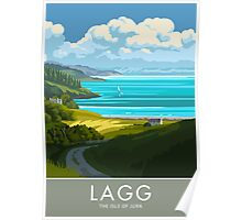 Lagg, The Isle of Jura Poster