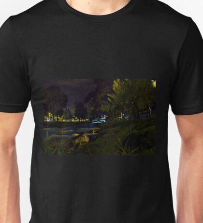 The Rushing Rio Tomebamba Unisex T-Shirt