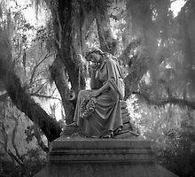 Bonaventure Cemetery Statue by Richard Mason