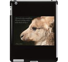 Nature's Law iPad Case/Skin