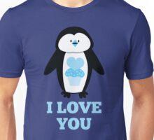 I love you penguin Unisex T-Shirt