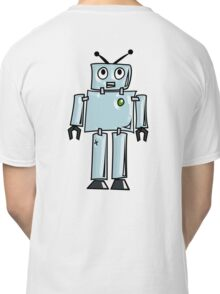 ROBOT, Line drawing, 1950s Classic T-Shirt