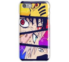 The Four Ninjas iPhone Case/Skin