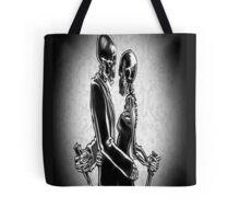 avenged sevenfold skeletons Tote Bag