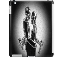 avenged sevenfold skeletons iPad Case/Skin
