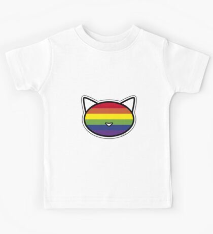 Meow Peace Kids Tee