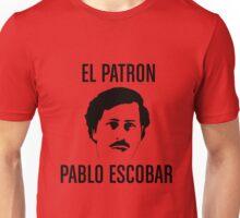 El Patron Pablo Escobar Unisex T-Shirt