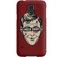 Neck Deep Rain In July Samsung Galaxy Case/Skin