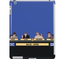 Balliol - Challenge iPad Case/Skin