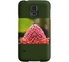 Gecko with flower Samsung Galaxy Case/Skin