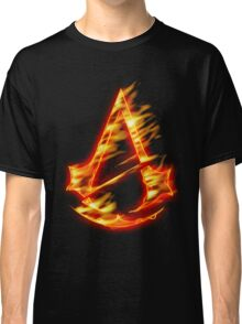 Assassins - FLAMES Classic T-Shirt