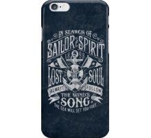 Sailor Spirit iPhone Case/Skin