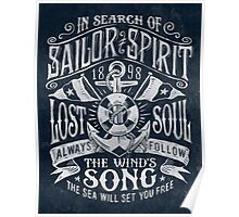 Sailor Spirit Poster