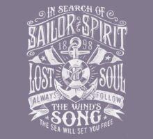 Sailor Spirit Kids Tee