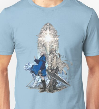 The Last Story - Zael, Calista and the Forest Beast Unisex T-Shirt