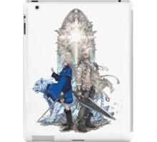 The Last Story - Zael, Calista and the Forest Beast iPad Case/Skin