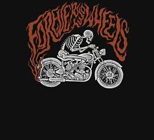 Forever Two Wheels Unisex T-Shirt