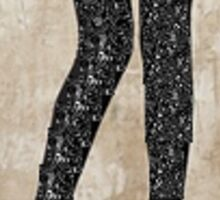 "FireFairy ""Dark Water"" Leggings (attention! low resolution! high resolution in the link in the artist notes!!!) Sticker"