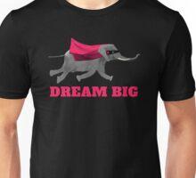 Flying Elephant Dream big Unisex T-Shirt