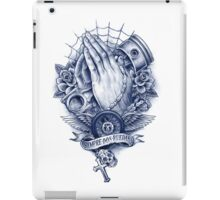 Praying Hands iPad Case/Skin