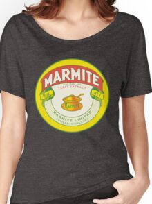 Marmite Retro Label Women's Relaxed Fit T-Shirt