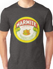 Marmite Retro Label Unisex T-Shirt