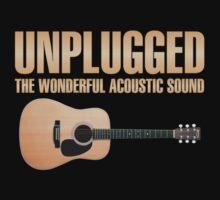 Cool Unplugged Kids Tee