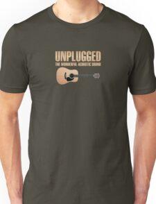 Cool Unplugged Unisex T-Shirt