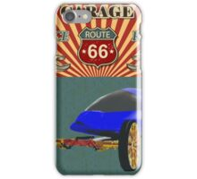 Garage Service and Repair iPhone Case/Skin