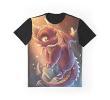 Baby Dragon Graphic T-Shirt