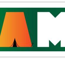 CAMP Logo / Icon Sticker