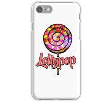 Lollypop  iPhone Case/Skin