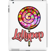 Lollypop  iPad Case/Skin