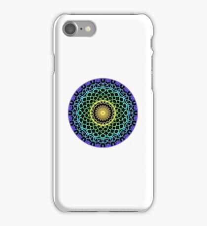 Rainbow Mandala Design - Cool iPhone Case/Skin