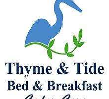 Thyme & Tide Bed & Breakfast by waywardtees