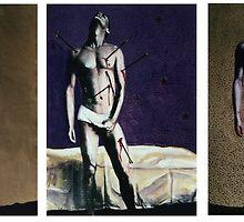 Triptych by John Douglas