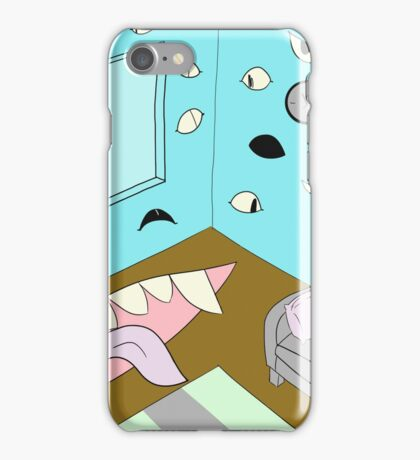 Surreal Room iPhone Case/Skin