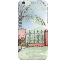 Entrance to our smallholding iPhone Case/Skin