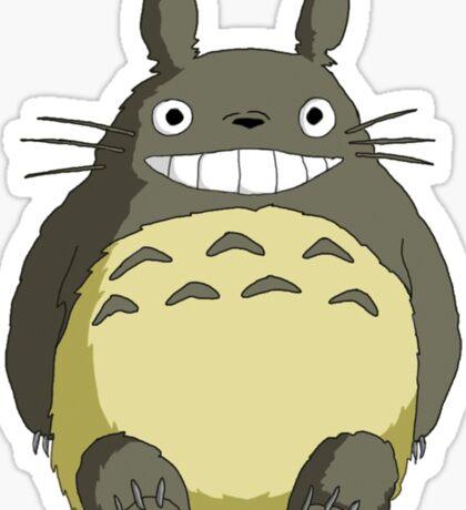 Totoro Studio Ghibli Sticker