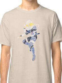 Sheik Typography Classic T-Shirt